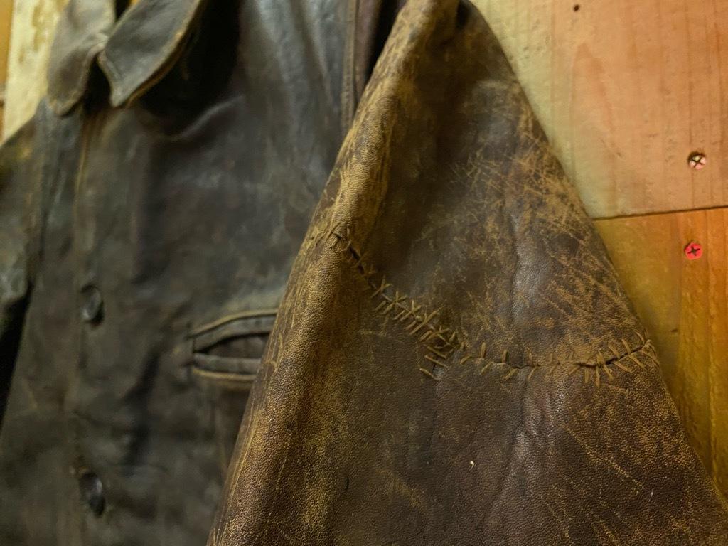 11月4日(水)マグネッツ大阪店Vintage入荷日!! #5ボロ!?編 20\'s~HorsehideCarCoat,LeatherSportsJKT,ScrapItem!!_c0078587_18341235.jpg