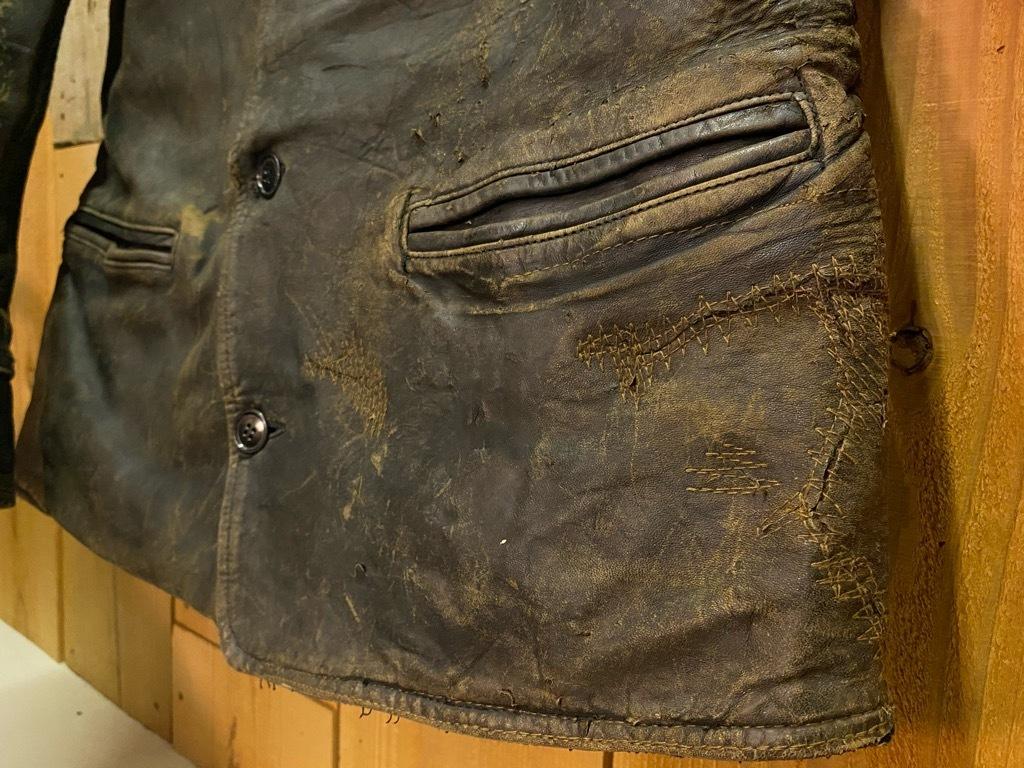 11月4日(水)マグネッツ大阪店Vintage入荷日!! #5ボロ!?編 20\'s~HorsehideCarCoat,LeatherSportsJKT,ScrapItem!!_c0078587_18341668.jpg