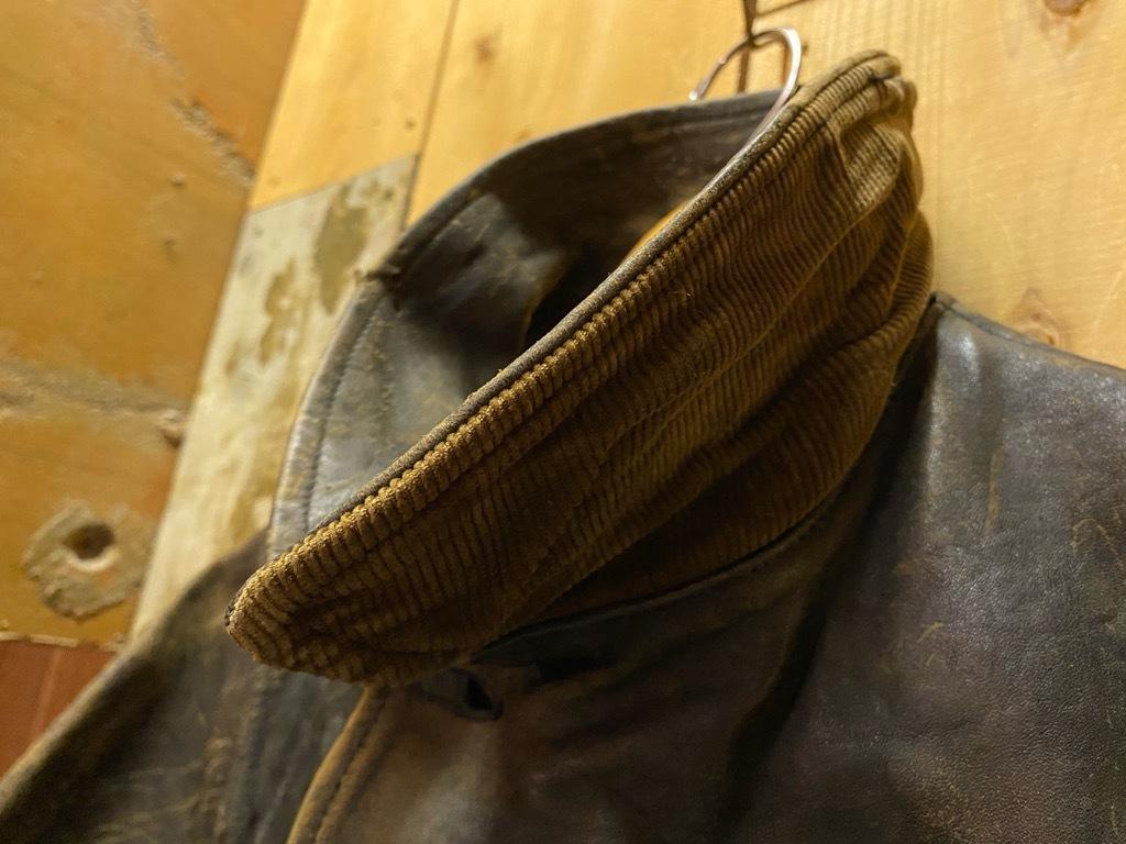 11月4日(水)マグネッツ大阪店Vintage入荷日!! #5ボロ!?編 20\'s~HorsehideCarCoat,LeatherSportsJKT,ScrapItem!!_c0078587_18341855.jpg
