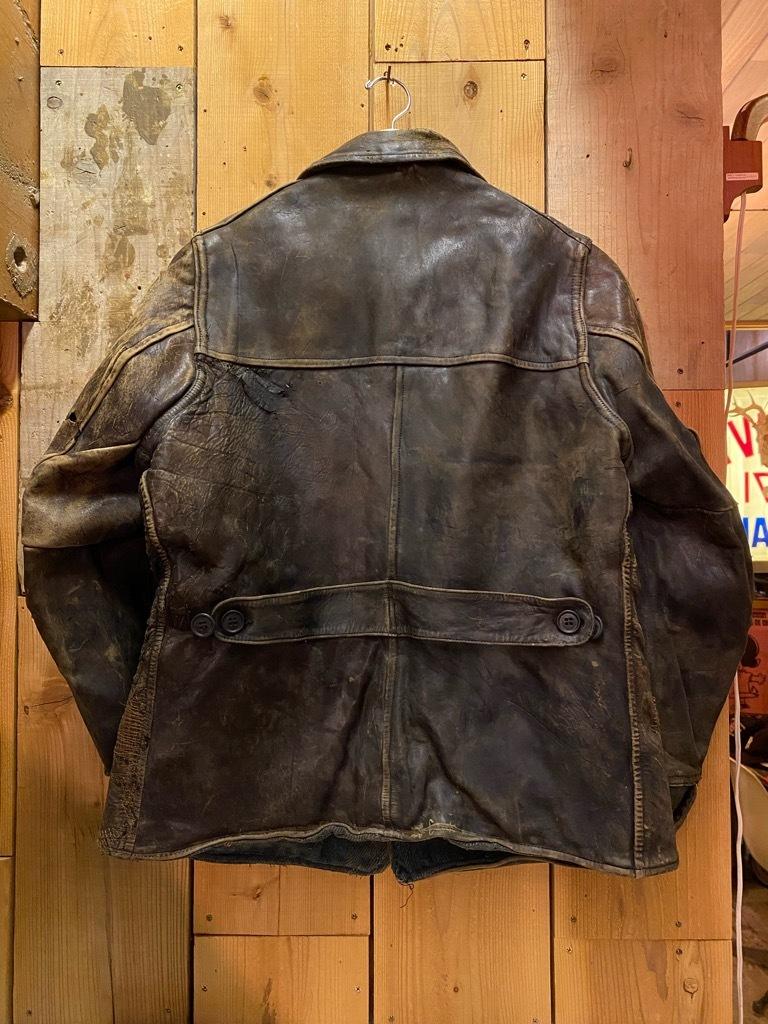 11月4日(水)マグネッツ大阪店Vintage入荷日!! #5ボロ!?編 20\'s~HorsehideCarCoat,LeatherSportsJKT,ScrapItem!!_c0078587_18342512.jpg