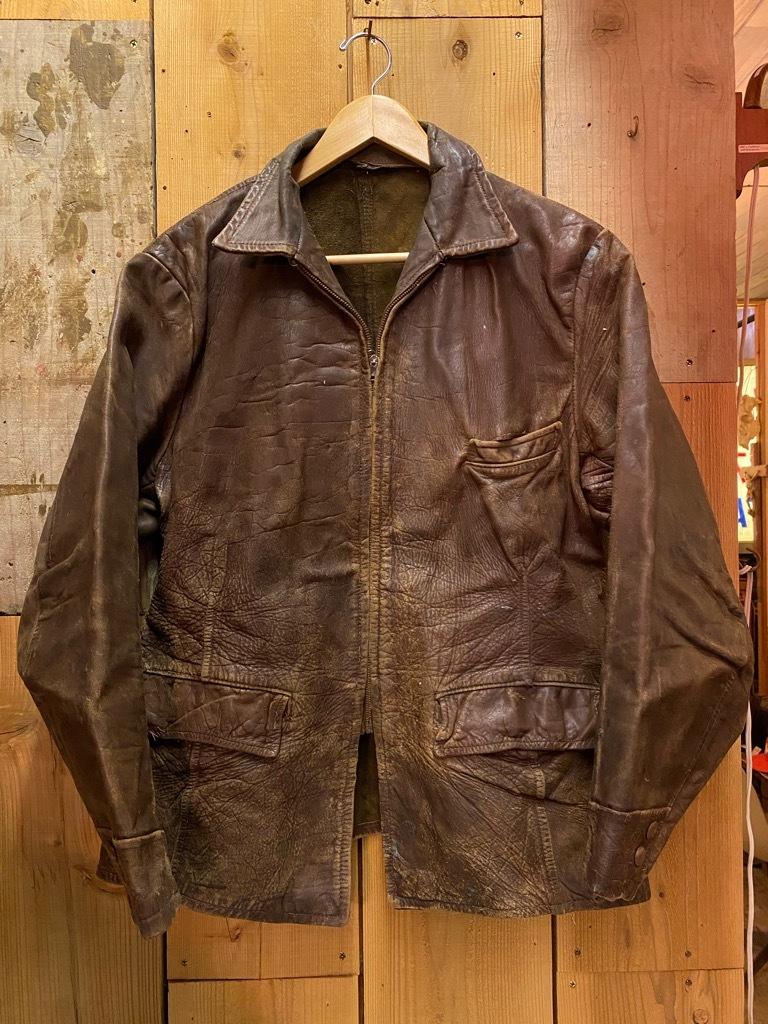 11月4日(水)マグネッツ大阪店Vintage入荷日!! #5ボロ!?編 20\'s~HorsehideCarCoat,LeatherSportsJKT,ScrapItem!!_c0078587_18364812.jpg