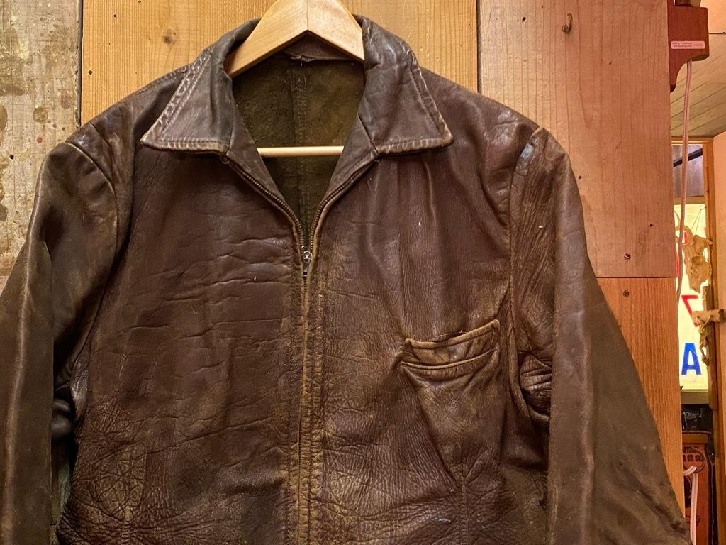 11月4日(水)マグネッツ大阪店Vintage入荷日!! #5ボロ!?編 20\'s~HorsehideCarCoat,LeatherSportsJKT,ScrapItem!!_c0078587_18365049.jpg