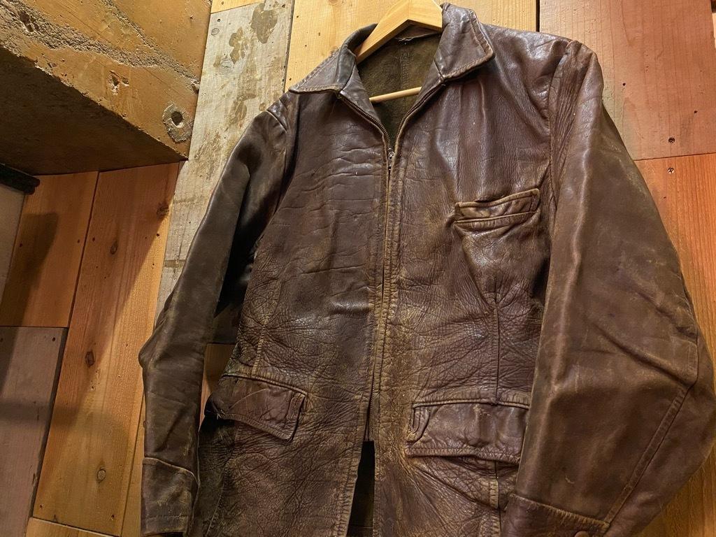 11月4日(水)マグネッツ大阪店Vintage入荷日!! #5ボロ!?編 20\'s~HorsehideCarCoat,LeatherSportsJKT,ScrapItem!!_c0078587_18365281.jpg