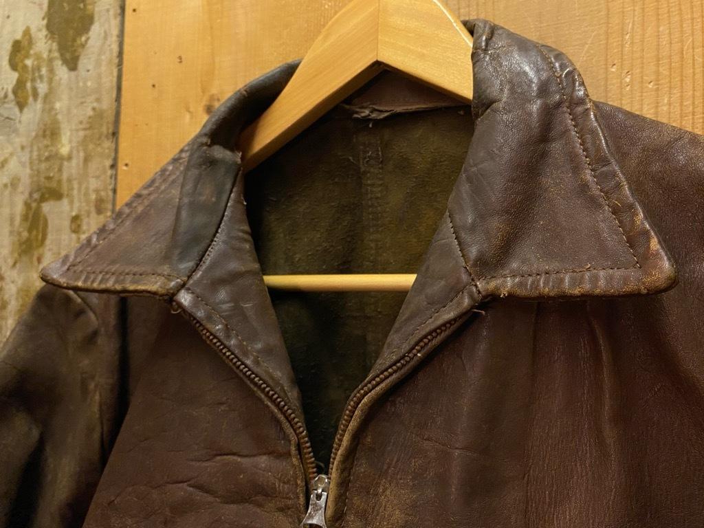 11月4日(水)マグネッツ大阪店Vintage入荷日!! #5ボロ!?編 20\'s~HorsehideCarCoat,LeatherSportsJKT,ScrapItem!!_c0078587_18365387.jpg
