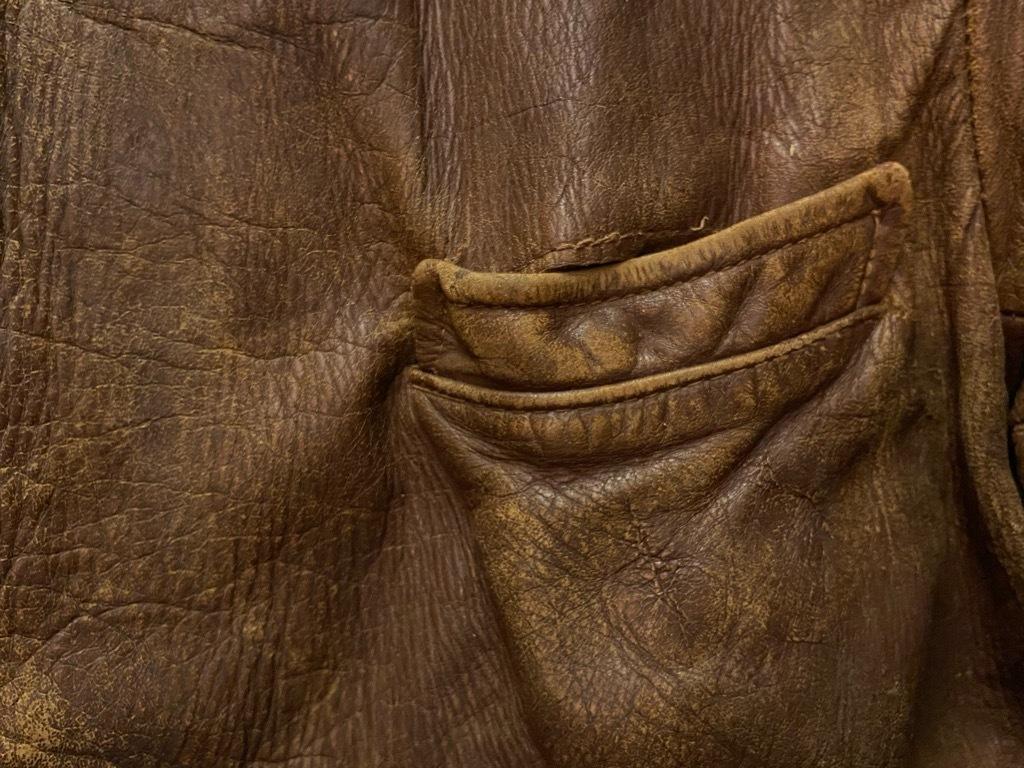 11月4日(水)マグネッツ大阪店Vintage入荷日!! #5ボロ!?編 20\'s~HorsehideCarCoat,LeatherSportsJKT,ScrapItem!!_c0078587_18365678.jpg