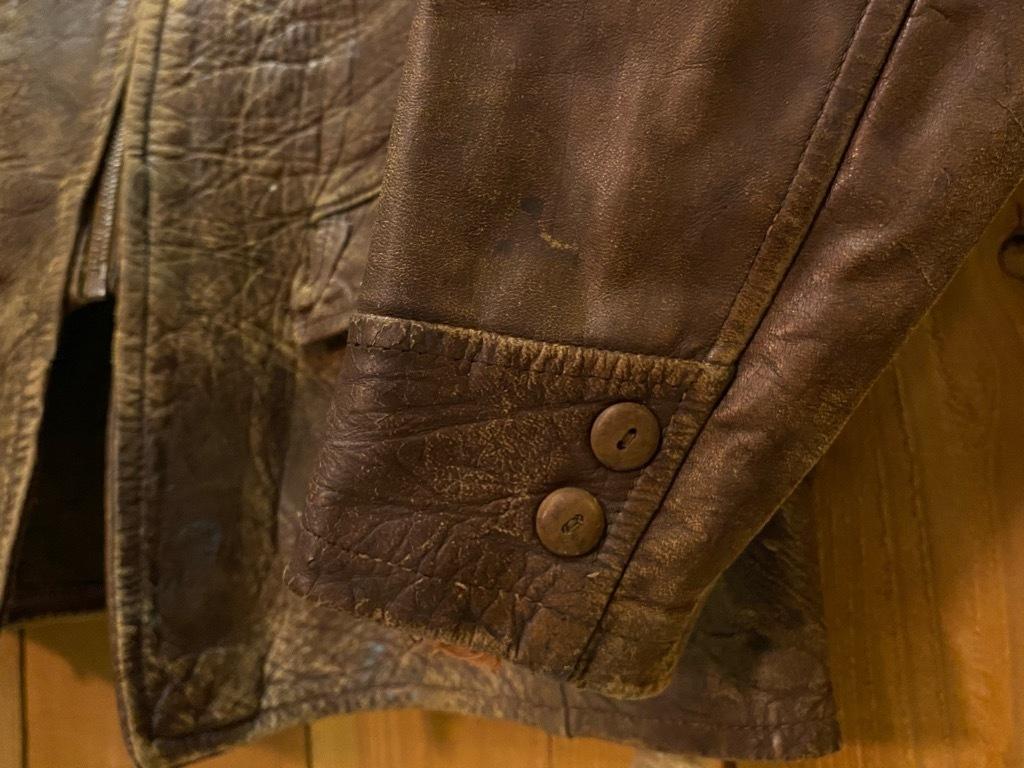 11月4日(水)マグネッツ大阪店Vintage入荷日!! #5ボロ!?編 20\'s~HorsehideCarCoat,LeatherSportsJKT,ScrapItem!!_c0078587_18365976.jpg