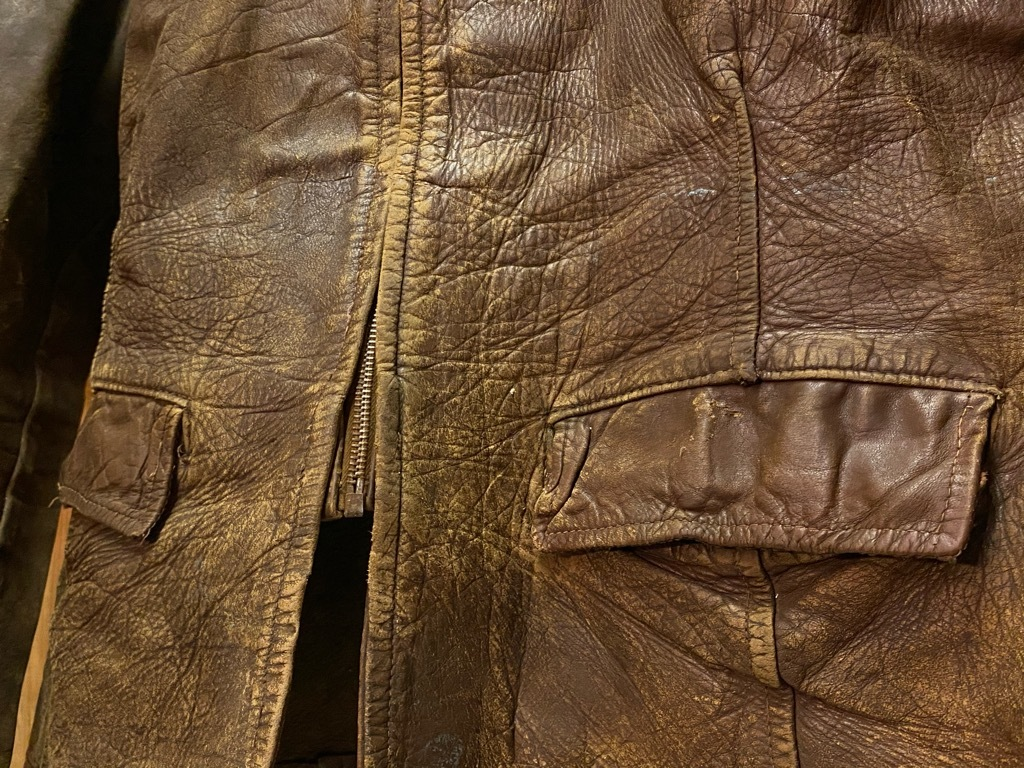 11月4日(水)マグネッツ大阪店Vintage入荷日!! #5ボロ!?編 20\'s~HorsehideCarCoat,LeatherSportsJKT,ScrapItem!!_c0078587_18370002.jpg