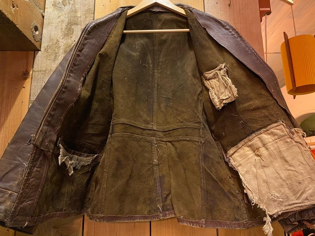 11月4日(水)マグネッツ大阪店Vintage入荷日!! #5ボロ!?編 20\'s~HorsehideCarCoat,LeatherSportsJKT,ScrapItem!!_c0078587_18370232.jpg