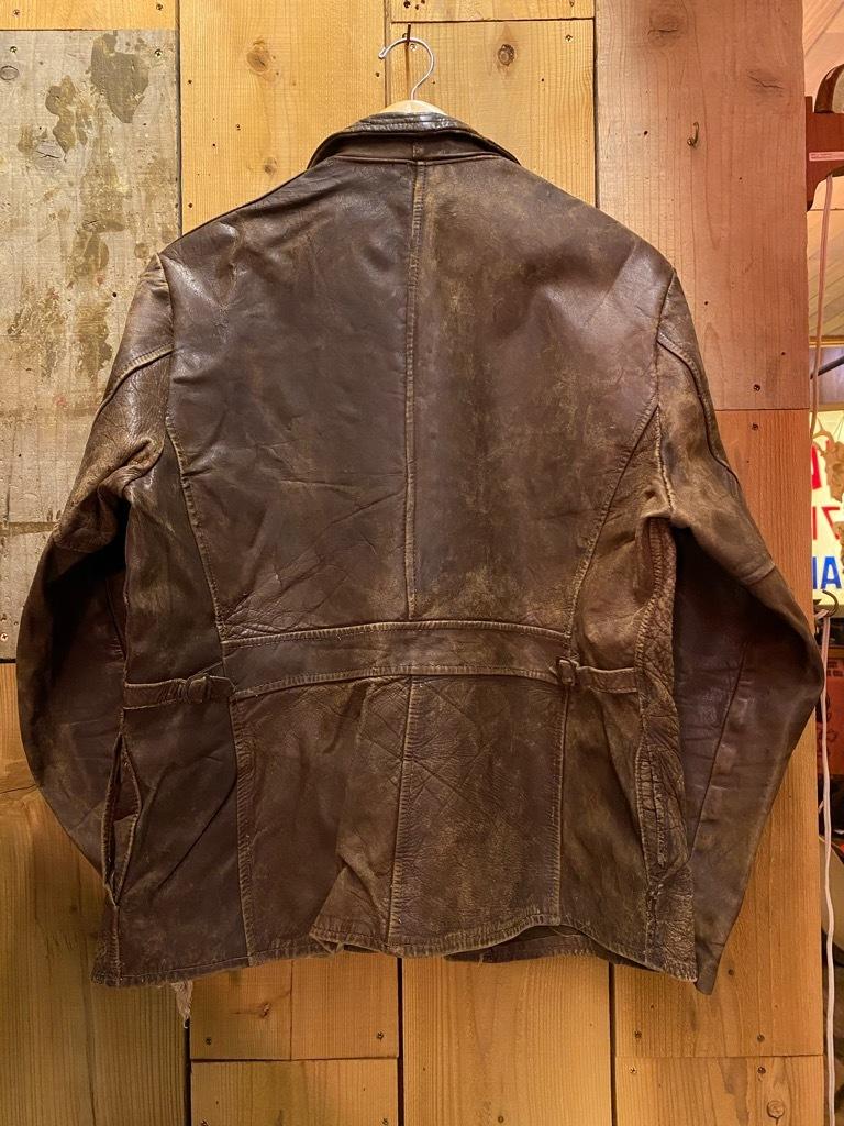 11月4日(水)マグネッツ大阪店Vintage入荷日!! #5ボロ!?編 20\'s~HorsehideCarCoat,LeatherSportsJKT,ScrapItem!!_c0078587_18370565.jpg