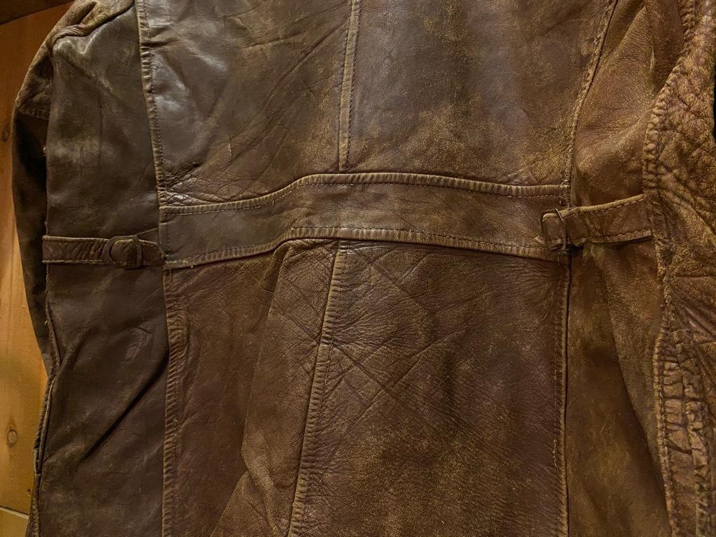 11月4日(水)マグネッツ大阪店Vintage入荷日!! #5ボロ!?編 20\'s~HorsehideCarCoat,LeatherSportsJKT,ScrapItem!!_c0078587_18370732.jpg