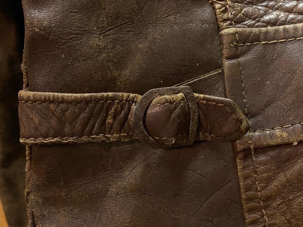 11月4日(水)マグネッツ大阪店Vintage入荷日!! #5ボロ!?編 20\'s~HorsehideCarCoat,LeatherSportsJKT,ScrapItem!!_c0078587_18370940.jpg