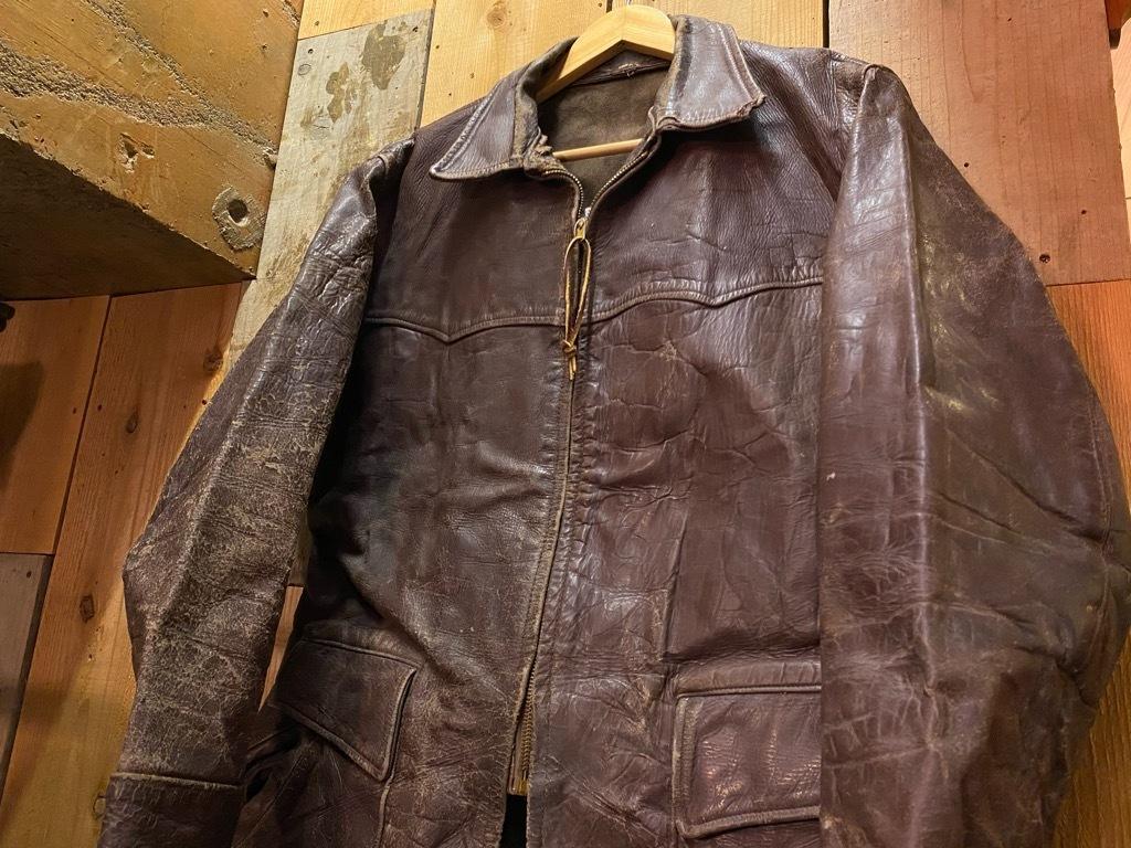 11月4日(水)マグネッツ大阪店Vintage入荷日!! #5ボロ!?編 20\'s~HorsehideCarCoat,LeatherSportsJKT,ScrapItem!!_c0078587_18515657.jpg