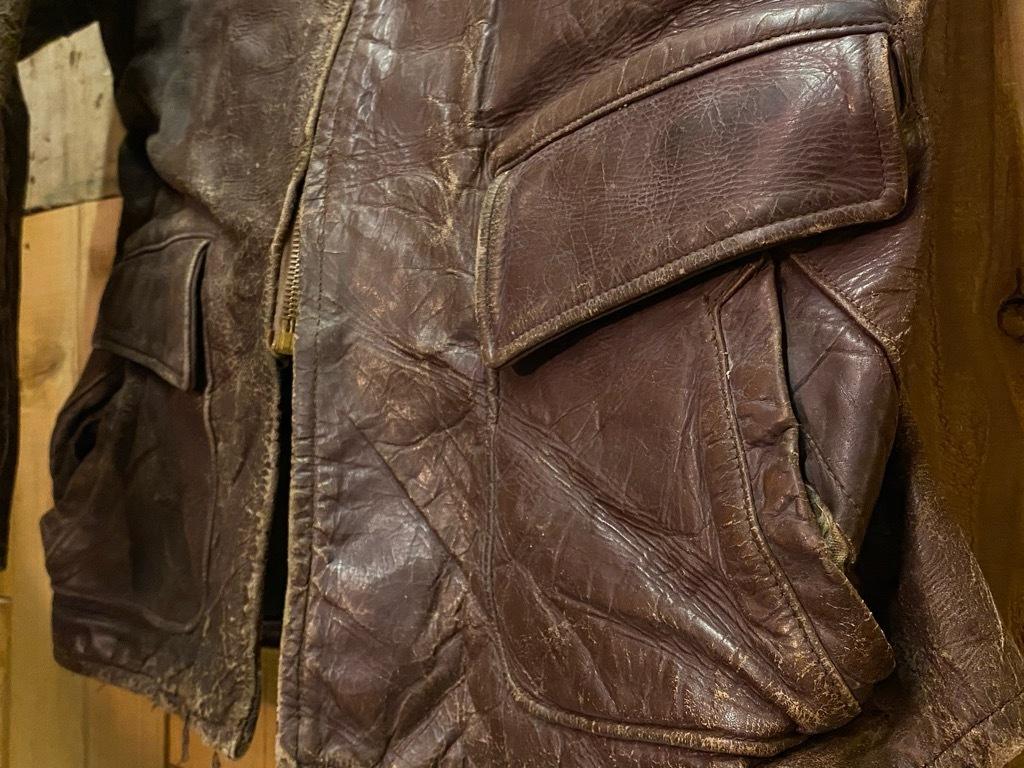 11月4日(水)マグネッツ大阪店Vintage入荷日!! #5ボロ!?編 20\'s~HorsehideCarCoat,LeatherSportsJKT,ScrapItem!!_c0078587_18520268.jpg
