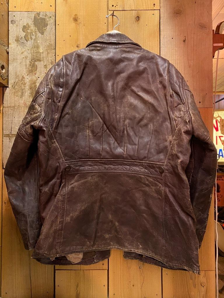 11月4日(水)マグネッツ大阪店Vintage入荷日!! #5ボロ!?編 20\'s~HorsehideCarCoat,LeatherSportsJKT,ScrapItem!!_c0078587_18520726.jpg