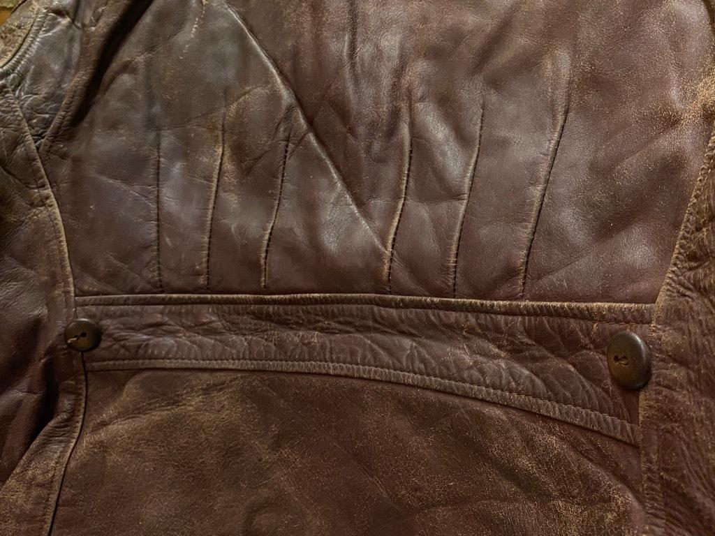 11月4日(水)マグネッツ大阪店Vintage入荷日!! #5ボロ!?編 20\'s~HorsehideCarCoat,LeatherSportsJKT,ScrapItem!!_c0078587_18520894.jpg
