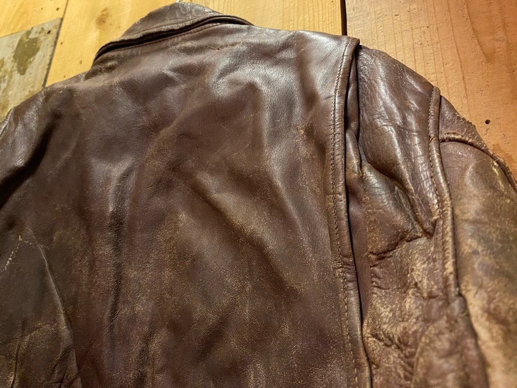 11月4日(水)マグネッツ大阪店Vintage入荷日!! #5ボロ!?編 20\'s~HorsehideCarCoat,LeatherSportsJKT,ScrapItem!!_c0078587_18521277.jpg