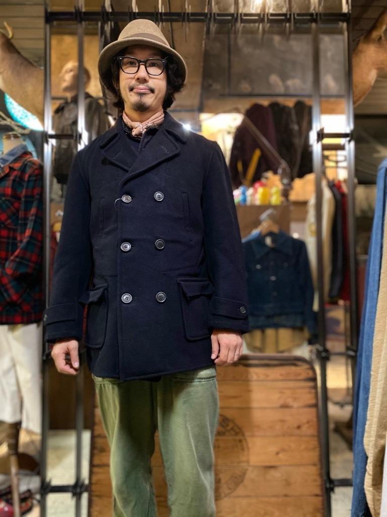 11月4日(水)マグネッツ大阪店Vintage入荷日!! #3 Hunting編!! gordon MackinawCoat,SportsCoat,30s Woolrich,50s RED WING_c0078587_20340783.jpg