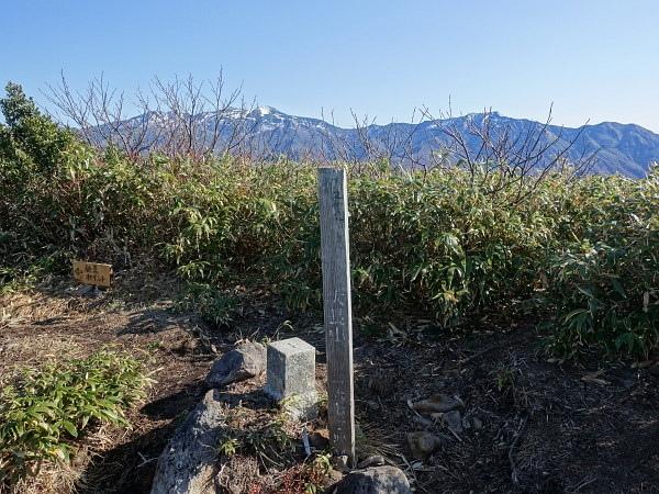 白山ド~んの大長山 SOTA#JA/IK-001_f0073587_18385795.jpg