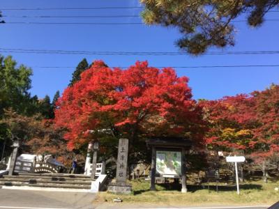 土津神社の紅葉_a0096989_05380115.jpg