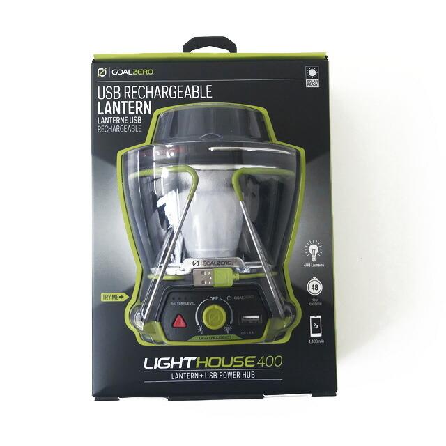 GOAL ZERO [ゴールゼロ] LIGHTHOUSE 400 [32004] ライトハウス400・LEDライト・MEN\'S/LADY\'S _f0051306_15255453.jpg