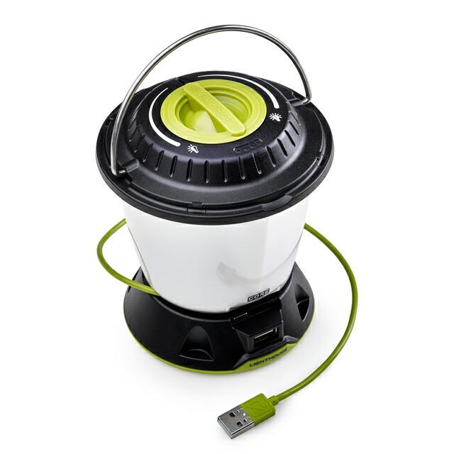 GOAL ZERO [ゴールゼロ] LIGHTHOUSE CORE LANTERN & USB POWER HUB [32009] コアランタン&USBパワーハブ・MEN\'S/LADY\'S _f0051306_15324393.jpg