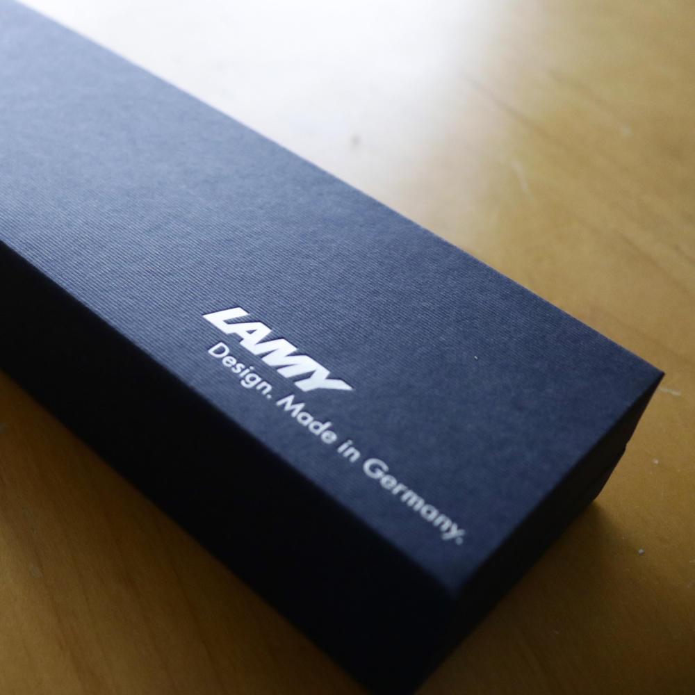 賞品はLAMYのボールペンでした! #デルアンバサダー_c0060143_20053045.jpg