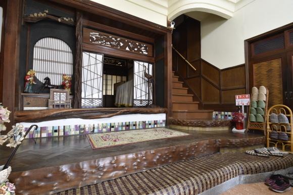 橋本遊郭、旧三枡楼_f0347663_19042224.jpg