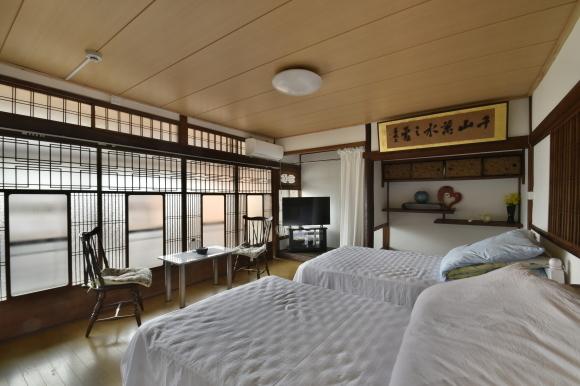 橋本遊郭、旧三枡楼_f0347663_19051809.jpg