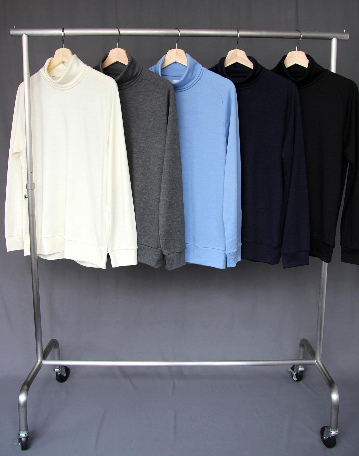 Dress Wool Knit Turtle Neck_c0379477_12253933.jpg