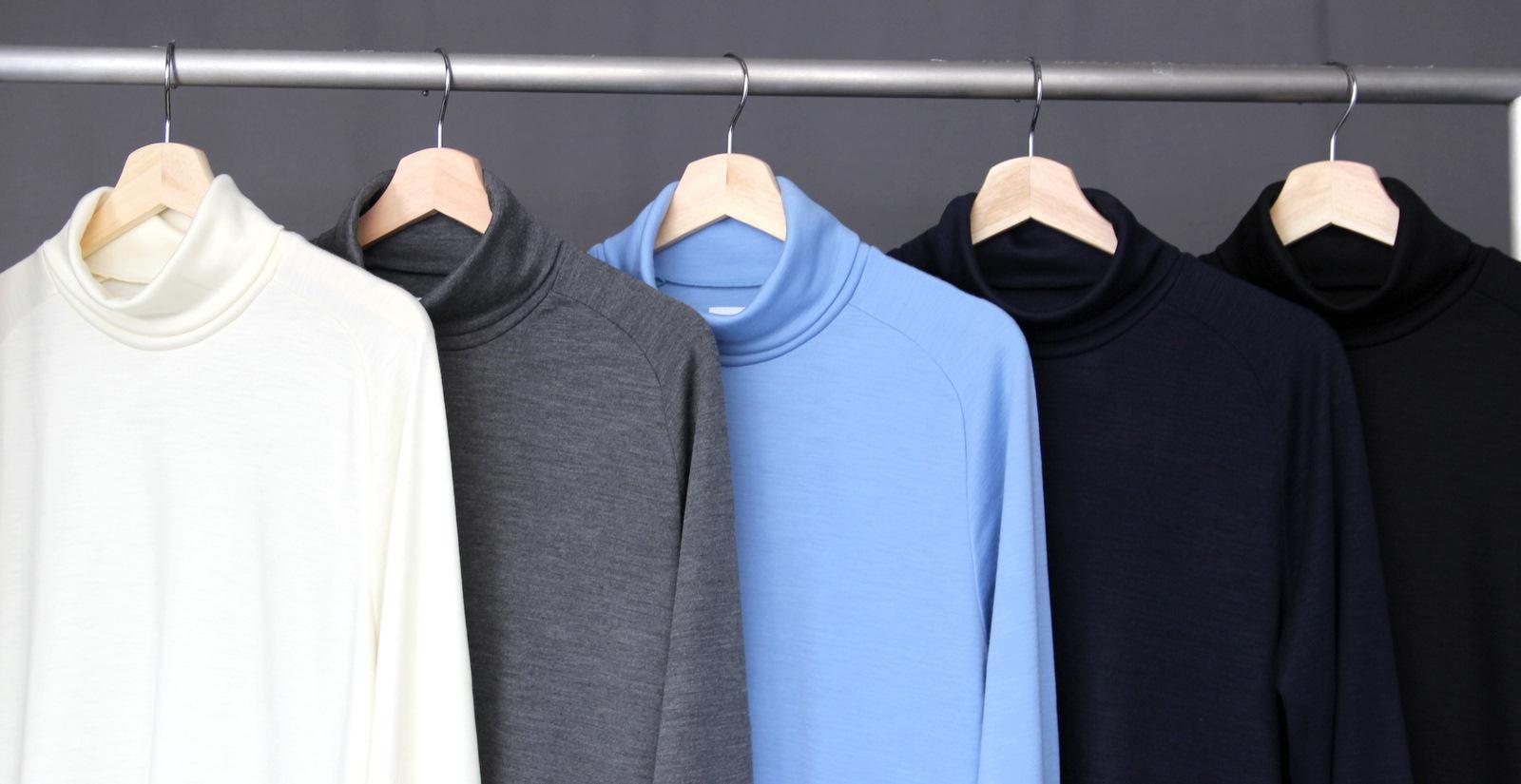 Dress Wool Knit Turtle Neck_c0379477_12254983.jpg