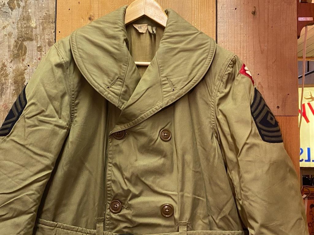 11月4日(水)マグネッツ大阪店Vintage入荷日!! #6 U.S.Army Part1編 M-42 Mackinaw,M-41 FieldJKT,Hi-NeckSweater!!_c0078587_17252653.jpg