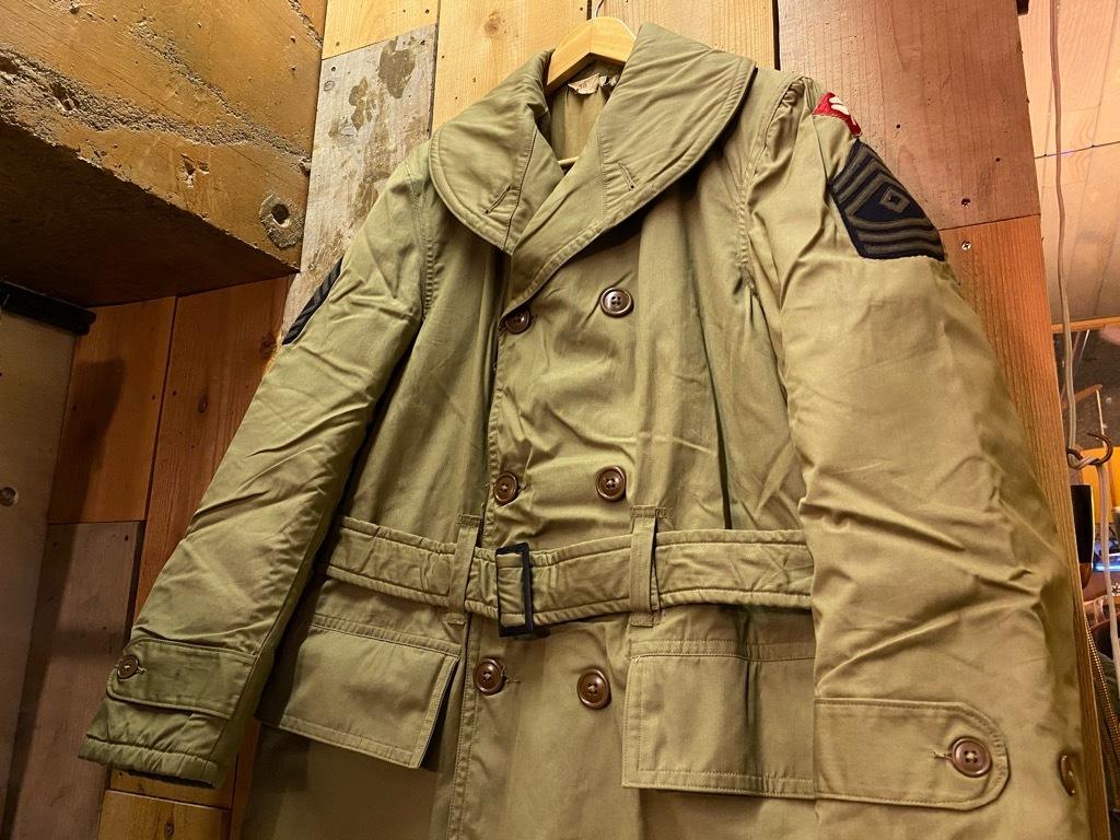 11月4日(水)マグネッツ大阪店Vintage入荷日!! #6 U.S.Army Part1編 M-42 Mackinaw,M-41 FieldJKT,Hi-NeckSweater!!_c0078587_17252810.jpg