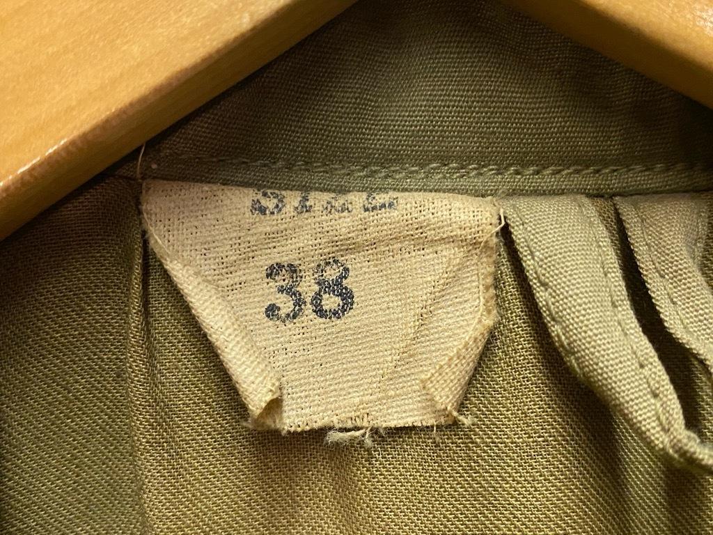 11月4日(水)マグネッツ大阪店Vintage入荷日!! #6 U.S.Army Part1編 M-42 Mackinaw,M-41 FieldJKT,Hi-NeckSweater!!_c0078587_17252973.jpg
