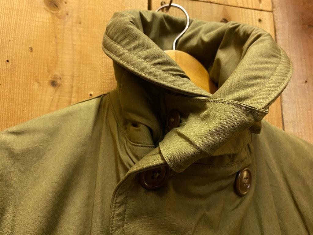 11月4日(水)マグネッツ大阪店Vintage入荷日!! #6 U.S.Army Part1編 M-42 Mackinaw,M-41 FieldJKT,Hi-NeckSweater!!_c0078587_17253162.jpg