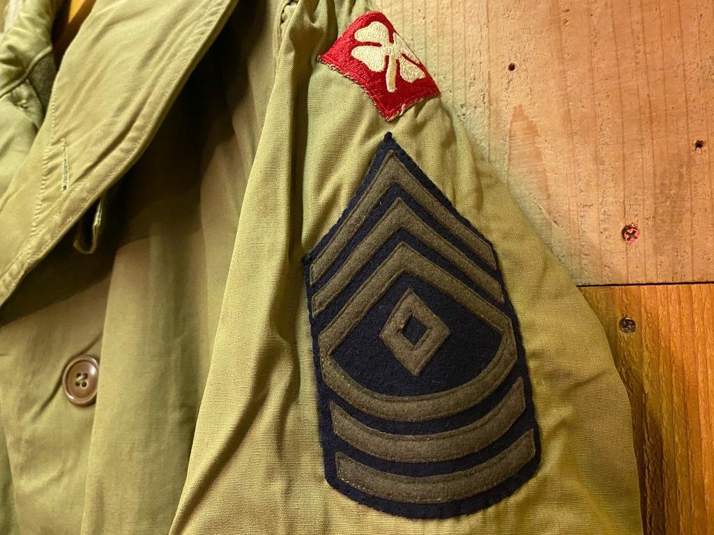 11月4日(水)マグネッツ大阪店Vintage入荷日!! #6 U.S.Army Part1編 M-42 Mackinaw,M-41 FieldJKT,Hi-NeckSweater!!_c0078587_17253572.jpg