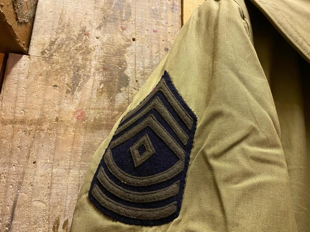 11月4日(水)マグネッツ大阪店Vintage入荷日!! #6 U.S.Army Part1編 M-42 Mackinaw,M-41 FieldJKT,Hi-NeckSweater!!_c0078587_17253736.jpg