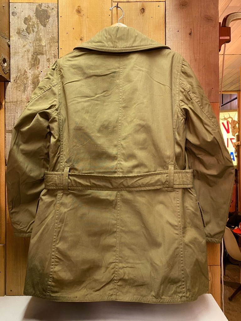 11月4日(水)マグネッツ大阪店Vintage入荷日!! #6 U.S.Army Part1編 M-42 Mackinaw,M-41 FieldJKT,Hi-NeckSweater!!_c0078587_17254928.jpg