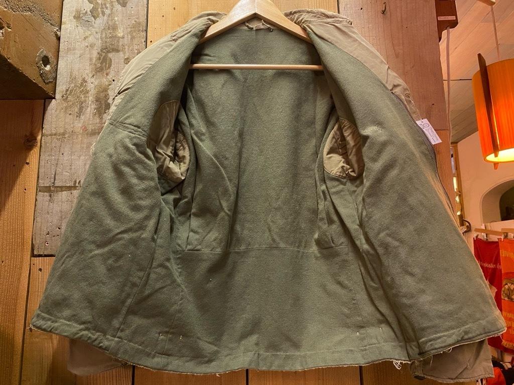 11月4日(水)マグネッツ大阪店Vintage入荷日!! #6 U.S.Army Part1編 M-42 Mackinaw,M-41 FieldJKT,Hi-NeckSweater!!_c0078587_17370808.jpg