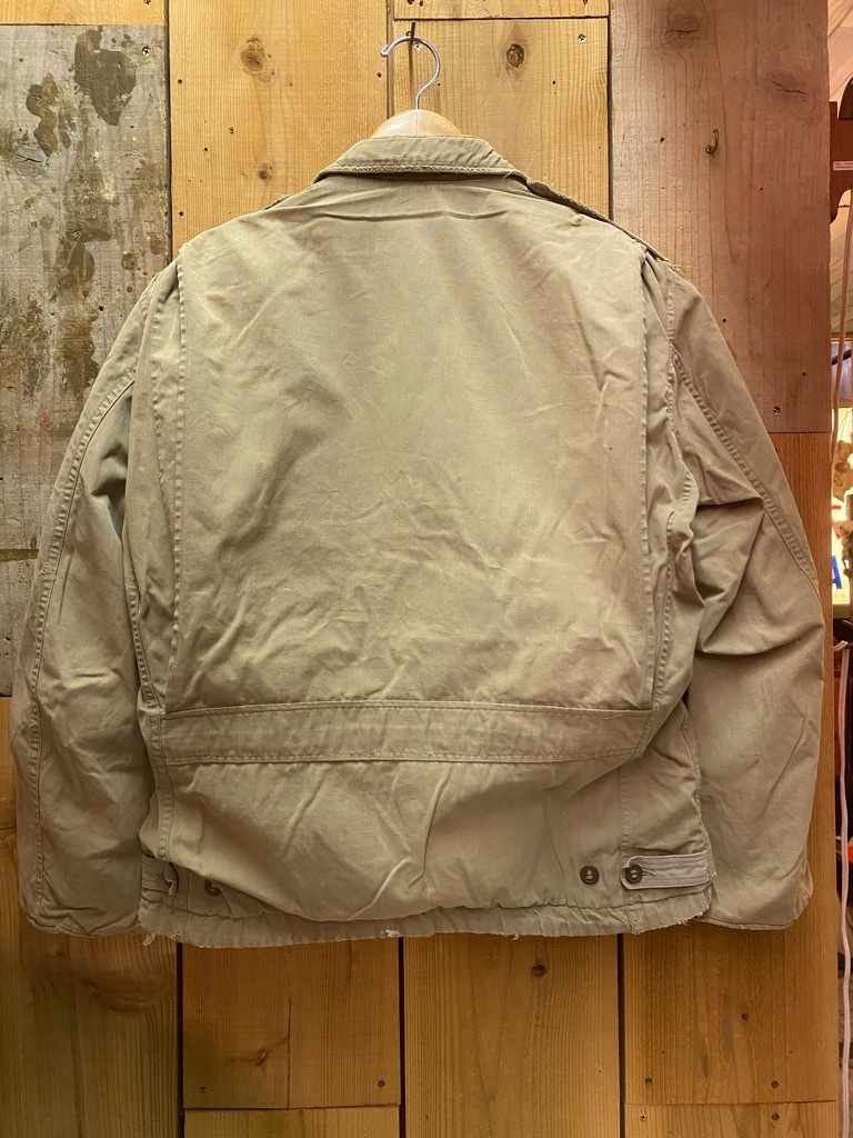 11月4日(水)マグネッツ大阪店Vintage入荷日!! #6 U.S.Army Part1編 M-42 Mackinaw,M-41 FieldJKT,Hi-NeckSweater!!_c0078587_17371378.jpg
