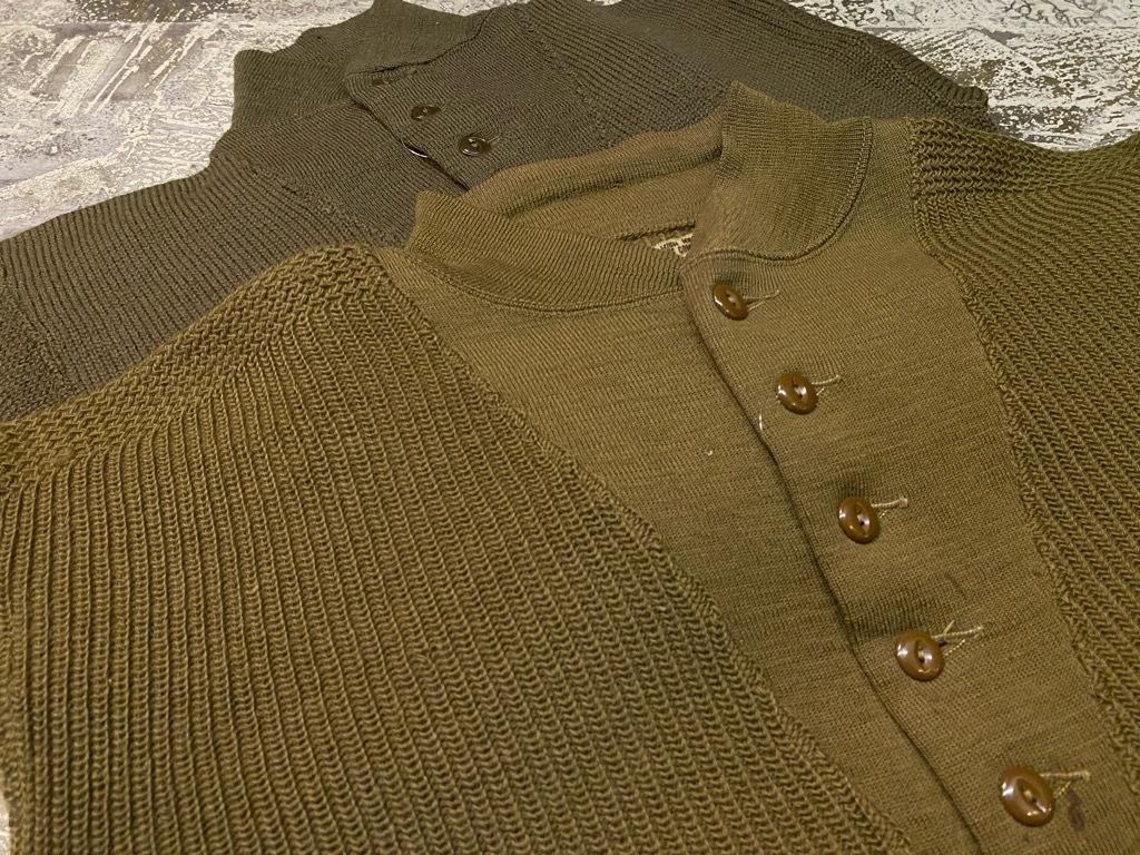 11月4日(水)マグネッツ大阪店Vintage入荷日!! #6 U.S.Army Part1編 M-42 Mackinaw,M-41 FieldJKT,Hi-NeckSweater!!_c0078587_17393916.jpg