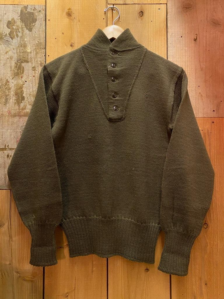 11月4日(水)マグネッツ大阪店Vintage入荷日!! #6 U.S.Army Part1編 M-42 Mackinaw,M-41 FieldJKT,Hi-NeckSweater!!_c0078587_17435941.jpg