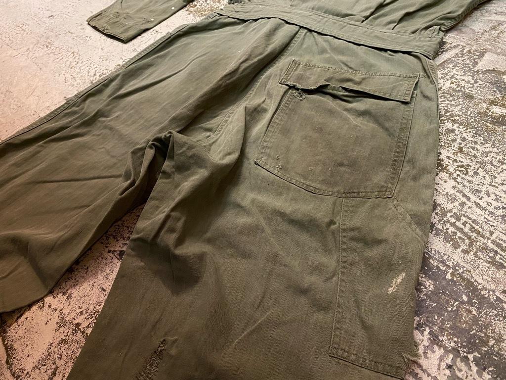 11月4日(水)マグネッツ大阪店Vintage入荷日!! #6 U.S.Army Part1編 M-42 Mackinaw,M-41 FieldJKT,Hi-NeckSweater!!_c0078587_17463992.jpg