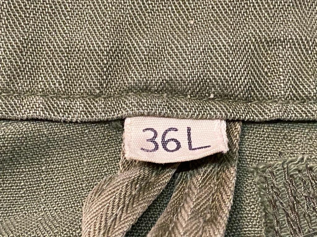 11月4日(水)マグネッツ大阪店Vintage入荷日!! #6 U.S.Army Part1編 M-42 Mackinaw,M-41 FieldJKT,Hi-NeckSweater!!_c0078587_17464425.jpg