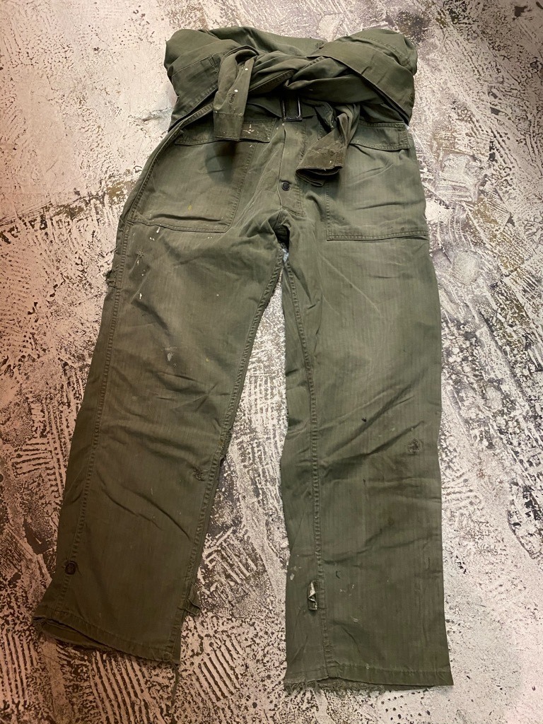 11月4日(水)マグネッツ大阪店Vintage入荷日!! #6 U.S.Army Part1編 M-42 Mackinaw,M-41 FieldJKT,Hi-NeckSweater!!_c0078587_17465839.jpg