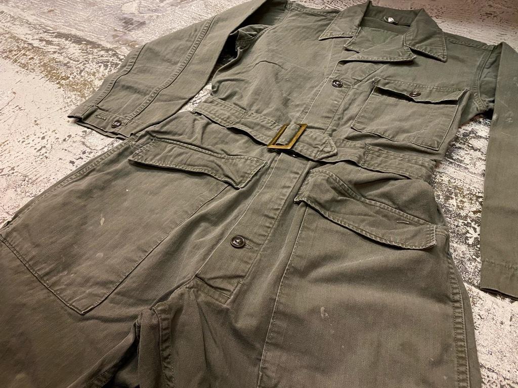 11月4日(水)マグネッツ大阪店Vintage入荷日!! #6 U.S.Army Part1編 M-42 Mackinaw,M-41 FieldJKT,Hi-NeckSweater!!_c0078587_18112364.jpg