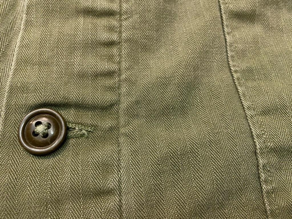 11月4日(水)マグネッツ大阪店Vintage入荷日!! #6 U.S.Army Part1編 M-42 Mackinaw,M-41 FieldJKT,Hi-NeckSweater!!_c0078587_18112841.jpg