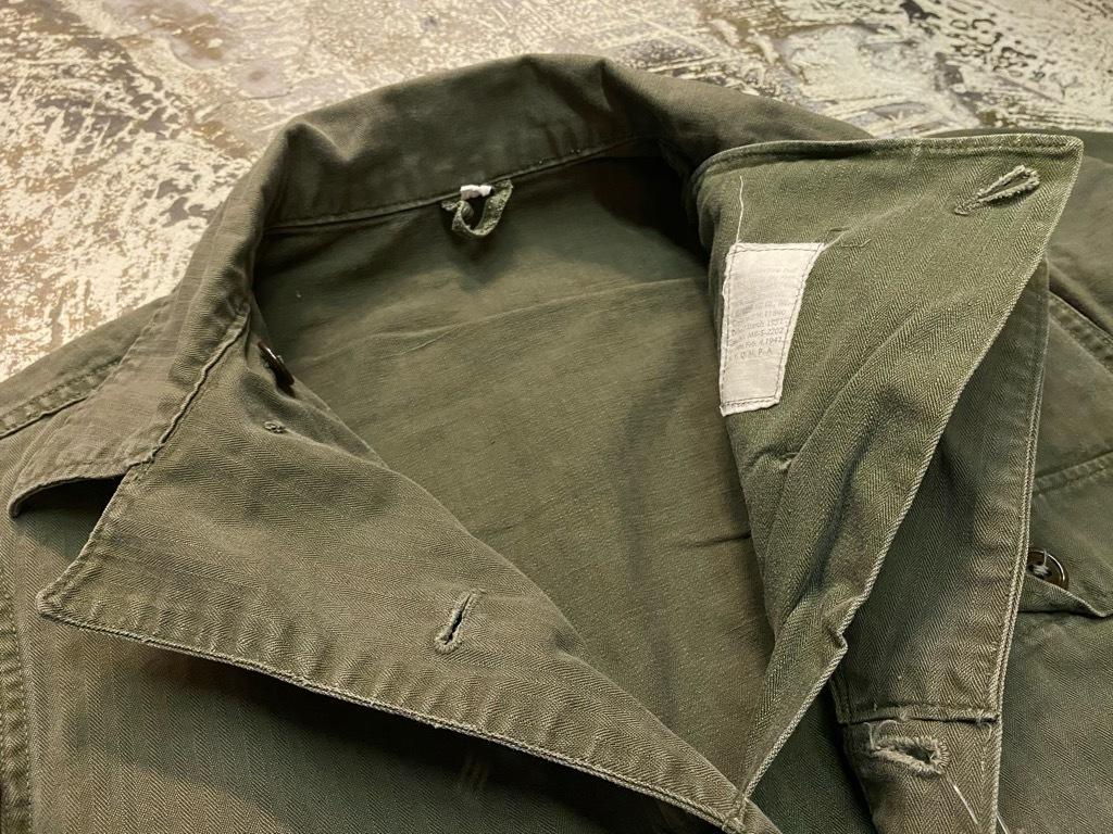 11月4日(水)マグネッツ大阪店Vintage入荷日!! #6 U.S.Army Part1編 M-42 Mackinaw,M-41 FieldJKT,Hi-NeckSweater!!_c0078587_18113086.jpg