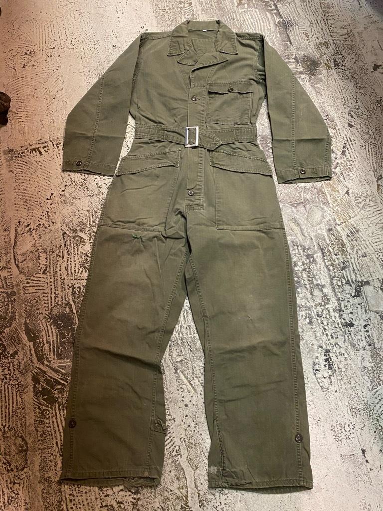 11月4日(水)マグネッツ大阪店Vintage入荷日!! #6 U.S.Army Part1編 M-42 Mackinaw,M-41 FieldJKT,Hi-NeckSweater!!_c0078587_18122117.jpg