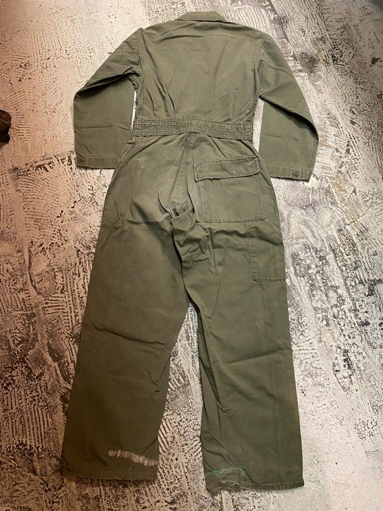 11月4日(水)マグネッツ大阪店Vintage入荷日!! #6 U.S.Army Part1編 M-42 Mackinaw,M-41 FieldJKT,Hi-NeckSweater!!_c0078587_18122209.jpg