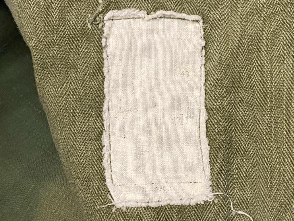 11月4日(水)マグネッツ大阪店Vintage入荷日!! #6 U.S.Army Part1編 M-42 Mackinaw,M-41 FieldJKT,Hi-NeckSweater!!_c0078587_18122696.jpg